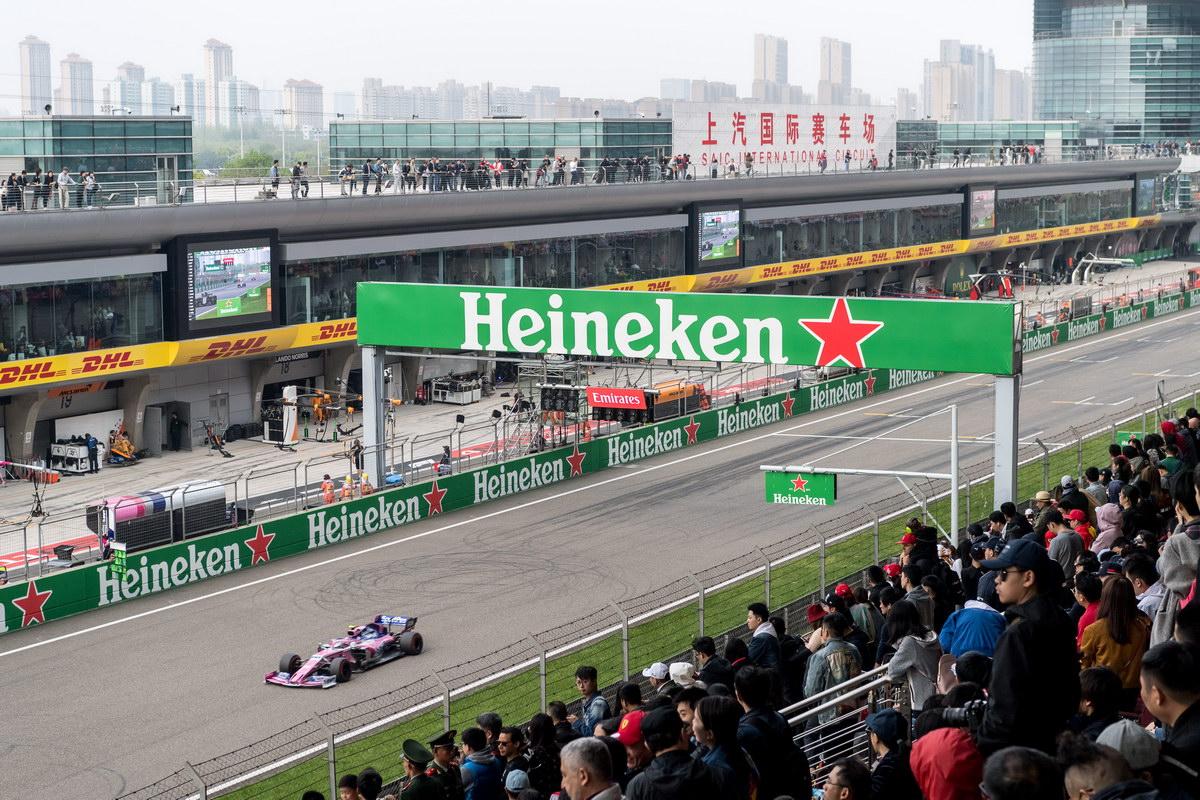 F1中國大獎賽正賽