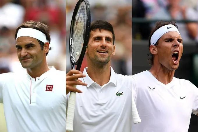 新冠肆虐全球 网坛三巨头为资助低排位球员制定方案