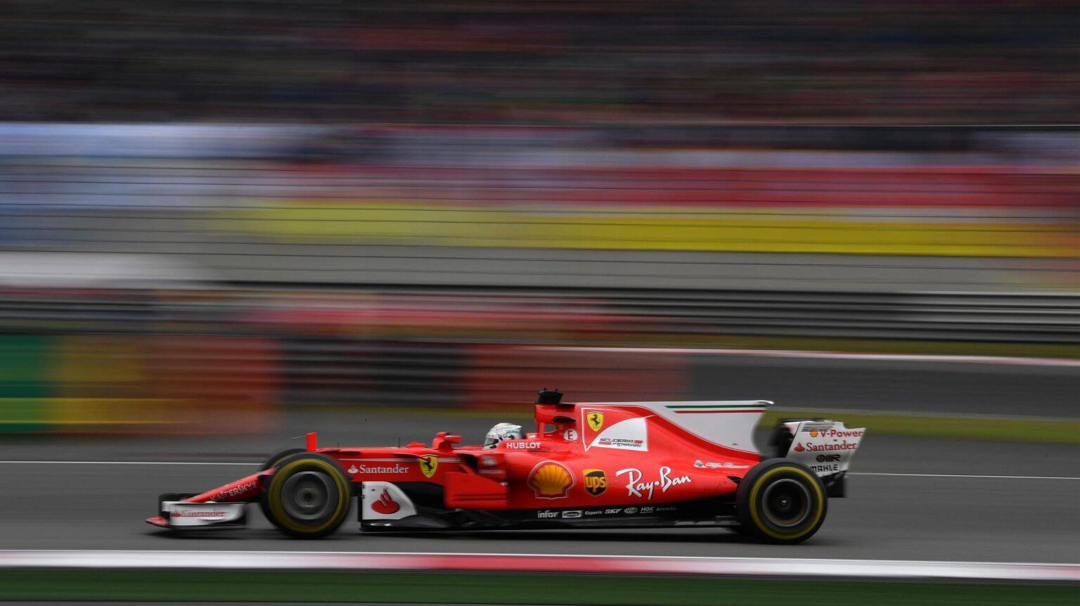 F1中国大奖赛举办两站已初步达成共识