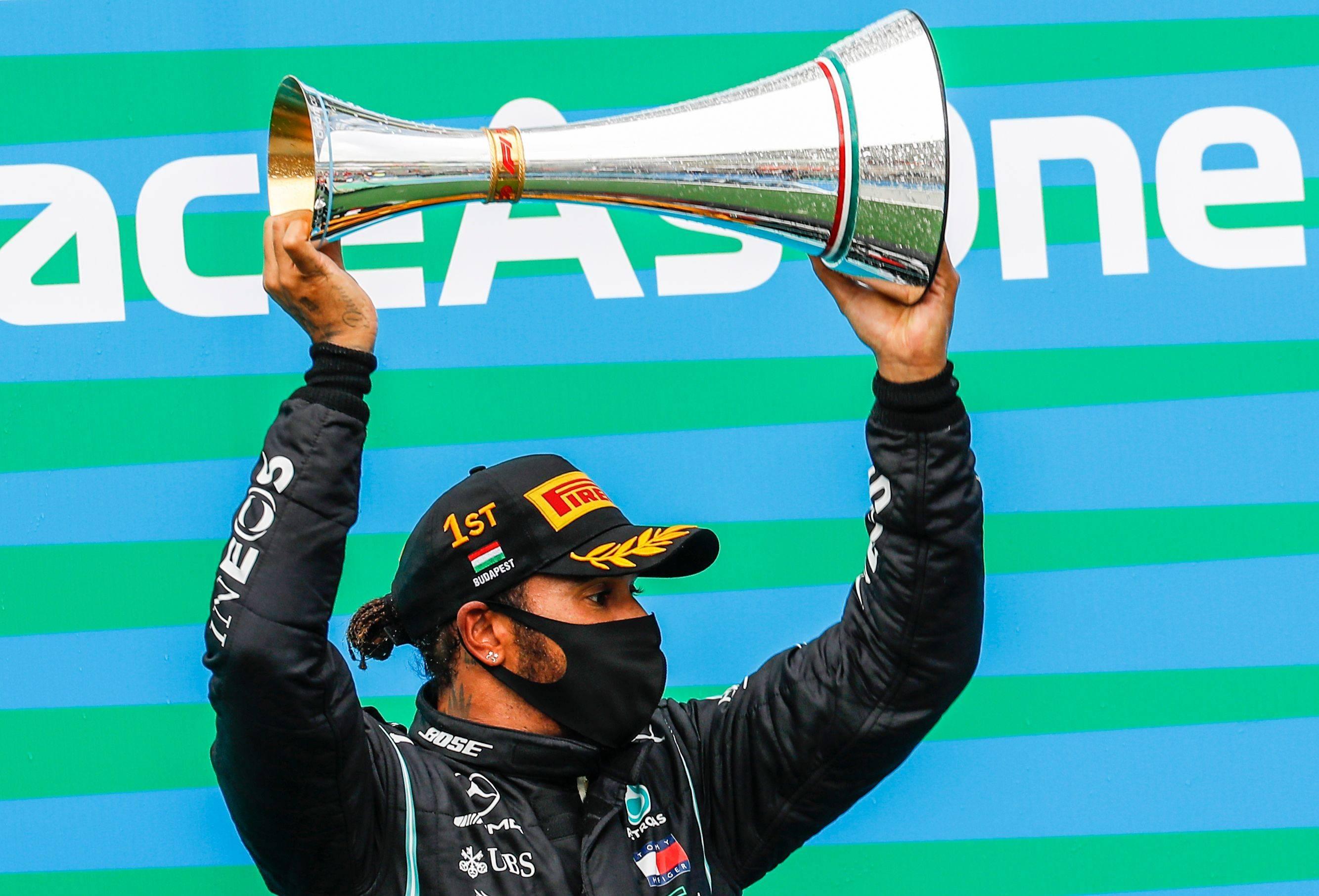 F1匈牙利站:汉密尔顿夺冠