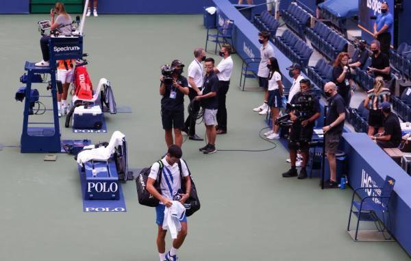 网球训练 网球选手一场比赛要跑多少米?