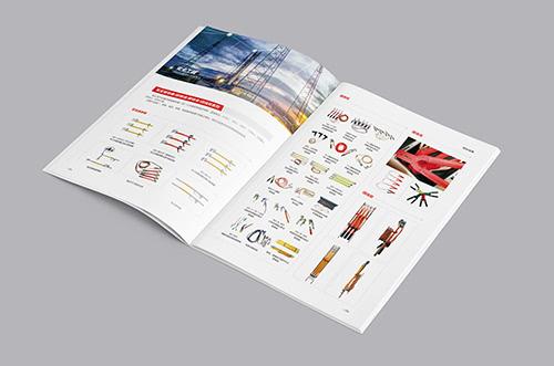 企业画册设计公司-品牌形象宣传