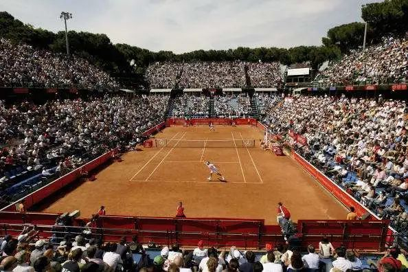 ATP罗马大师赛 沙波瓦洛夫轻取佩拉强势进次轮