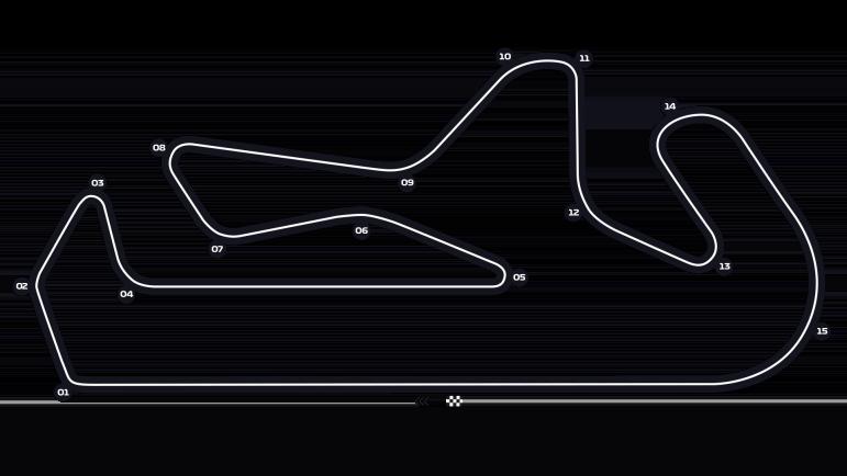 F1葡萄牙大奖赛波尔蒂芒赛道介绍