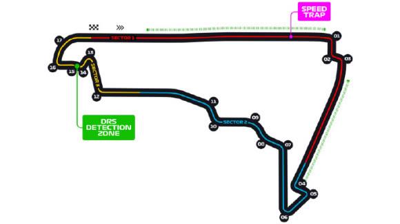 F1墨西哥大奖赛罗德里格斯兄弟赛道
