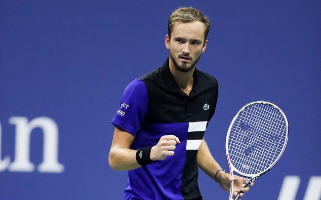 梅德维杰夫入围ATP年终总决赛 八雄席位产生半数