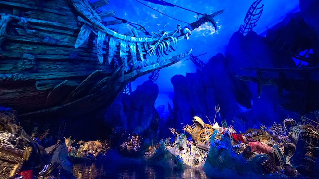 上海迪士尼必玩经典项目有哪些