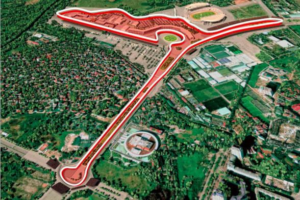 F1越南大奖赛因新冠肺炎疫情宣布取消