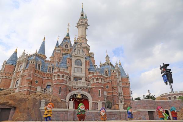 最新最全的上海迪士尼乐园游玩攻略来啦