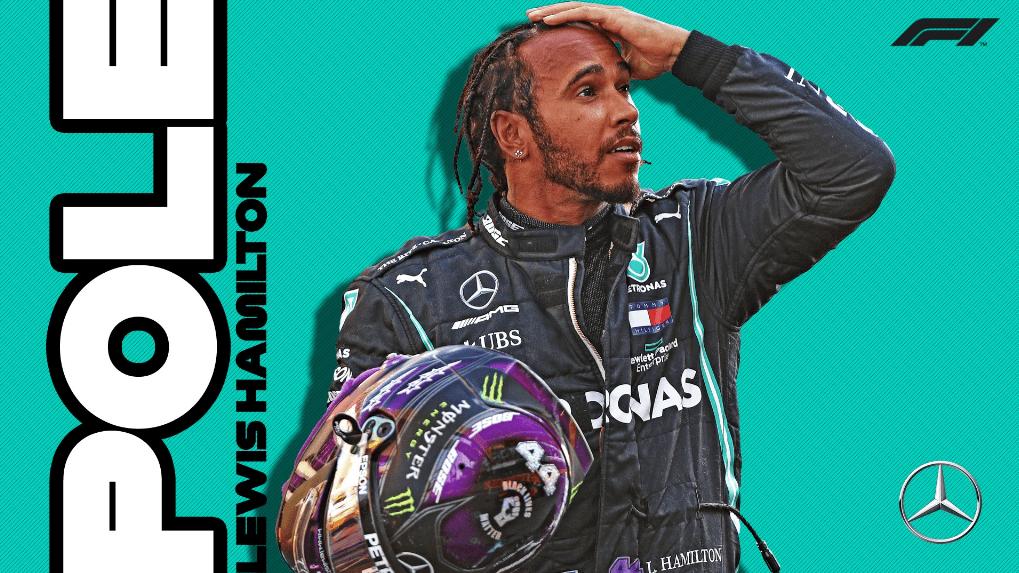 F1俄罗斯大奖赛:汉密尔顿夺得杆位