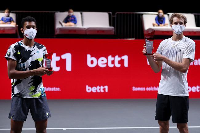 兹维列夫 ATP克隆赛夺得赛季首冠 完胜阿利亚希姆