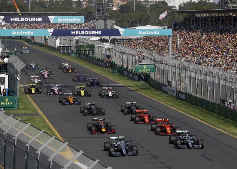 2021赛季F1赛历草案出炉 中国大奖赛4月11日进行