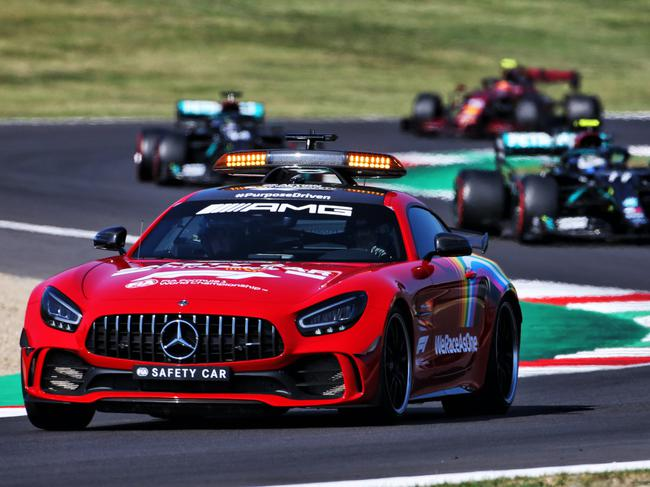 安全车司机谈F1历届冠军车手,汉密尔顿最难驾驭