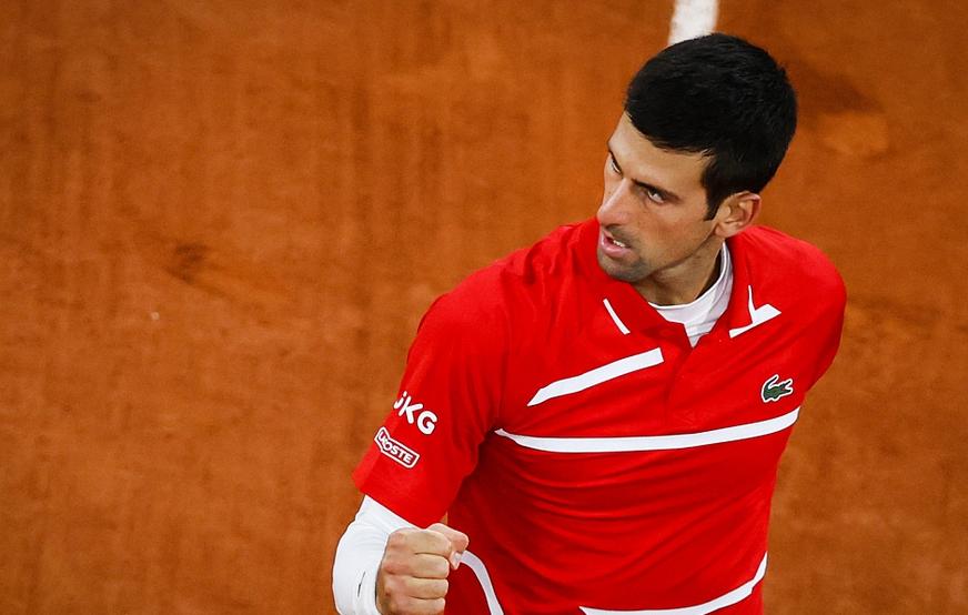 德约希望打破费德勒310周记录,创造ATP巡回赛历史