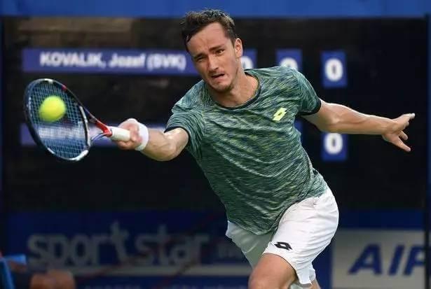 ATP圣彼得堡赛八强名单出炉 梅德韦杰夫出局