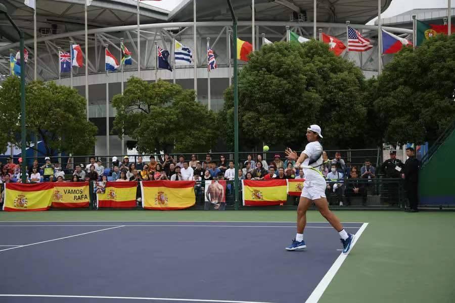 一球致胜网球大奖赛参赛名额秒光,为何这么火爆
