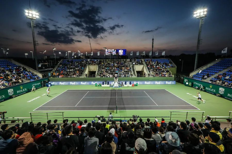 旗忠网球中心一球致胜网球大奖赛正式开票