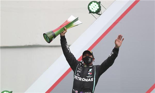 汉密尔顿F1土耳其站夺冠,吸取了F1中国大奖赛失败教训