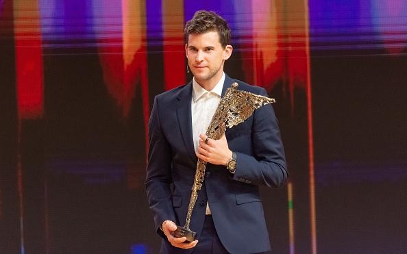 法网冠军蒂姆获最佳男运动员殊荣,首个大满贯90后