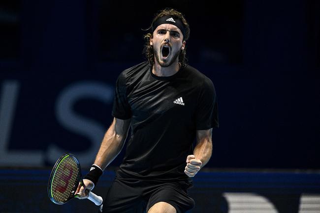 ATP年终总决赛西西帕斯取得首胜,将与纳达尔生死之站