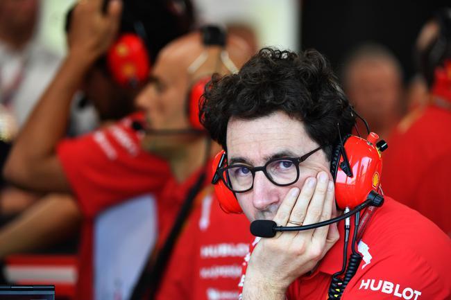 法拉利车队领队将缺席巴林大奖赛,一片欢乐吐槽