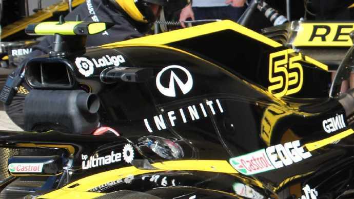 英菲尼迪宣布2020年底结束对F1的赞助,结束十年合作