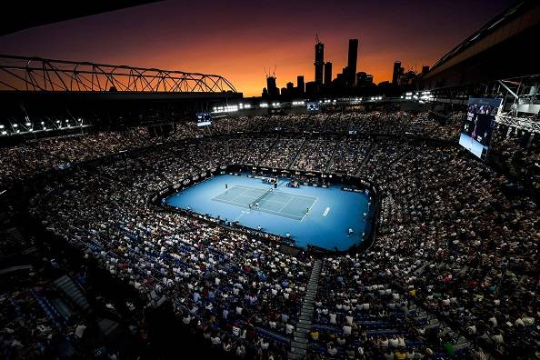 澳网公布比赛时间和参赛球员名单,网坛三巨头在列