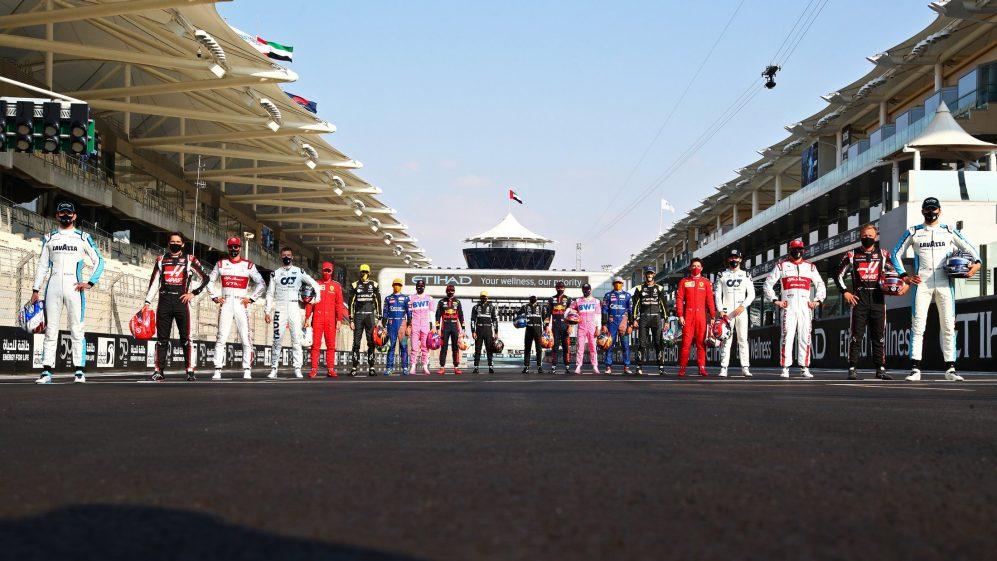 2020赛季F1大奖赛回顾:梅奔地位无人能及