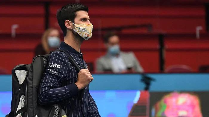 ATP世界冠军德约科维奇:2020赛季不完美