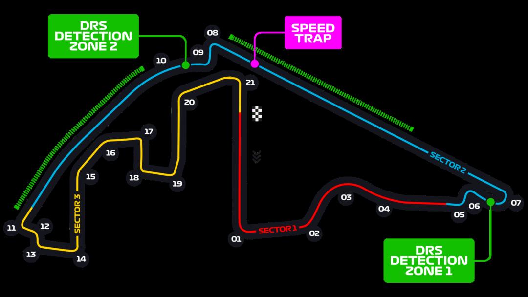 F1收官战举办地亚斯湾码头赛道:全世界最昂贵的赛道