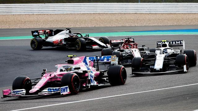 2021年赛点车队改名阿斯顿马丁,明年继续升级