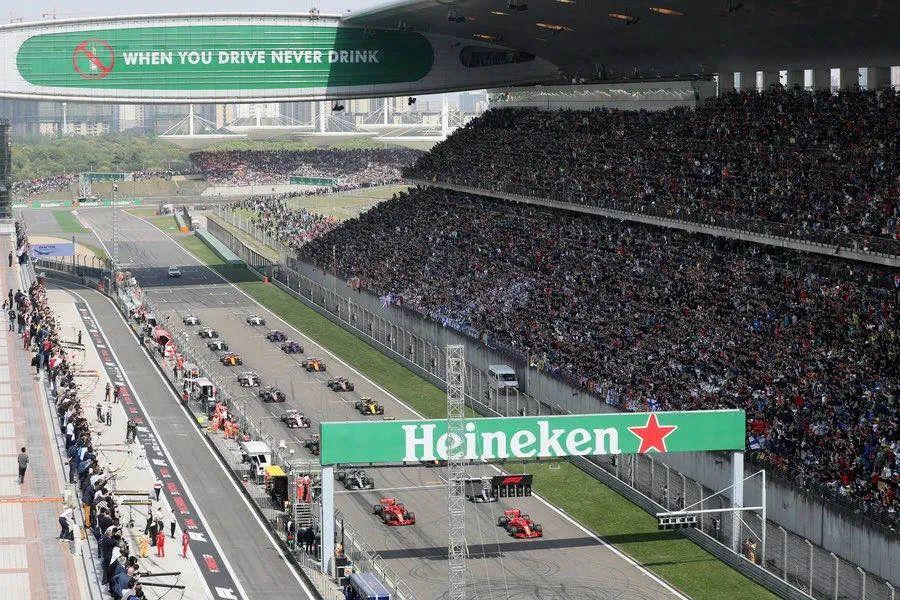 2021年F1中国大奖赛延期,比赛日期仍在积极协调中