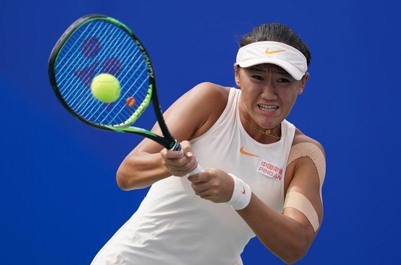 王曦雨染新冠退出澳网,中国网球运动员仅5人参赛