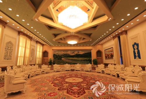 人民大会堂新疆厅