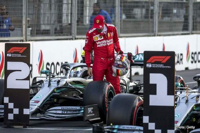F1车手维特尔:期待开上梅赛德斯引擎的阿斯顿-马丁赛车