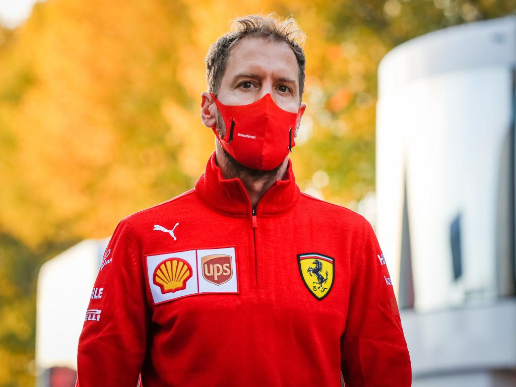 F1车手维特尔:期待配备梅赛德斯引擎的赛车
