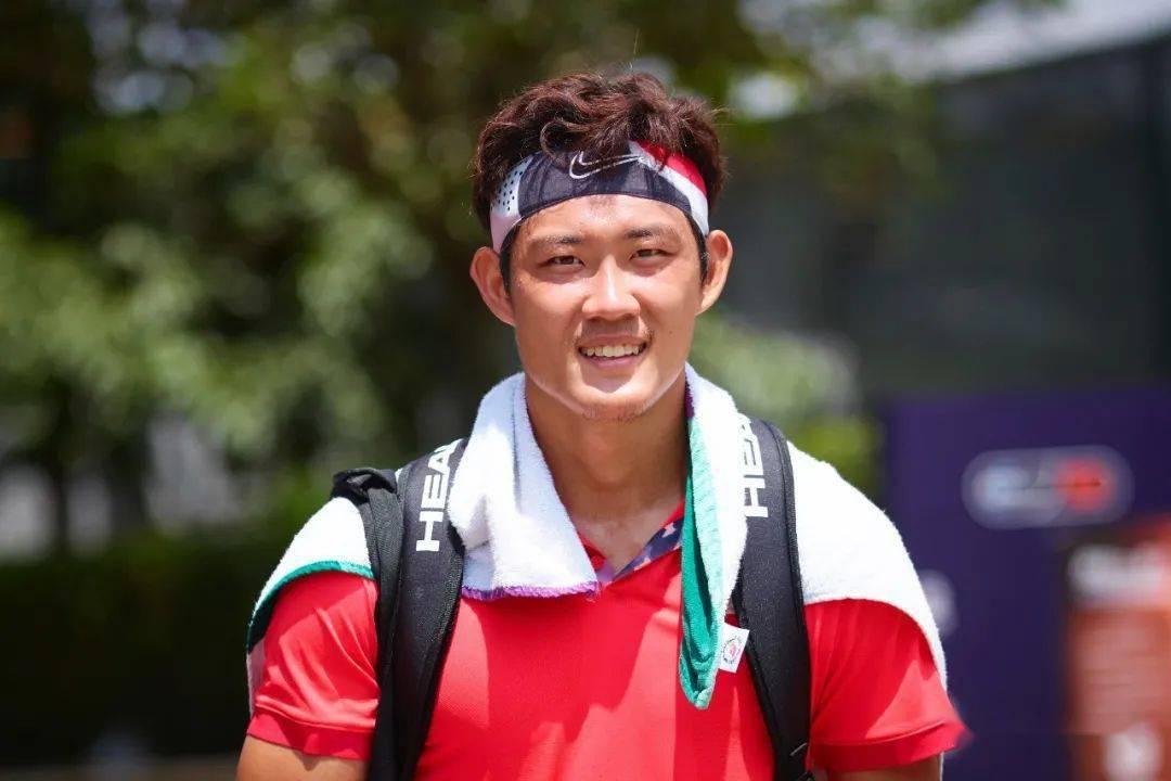中国网球一哥张之臻获大满贯首胜