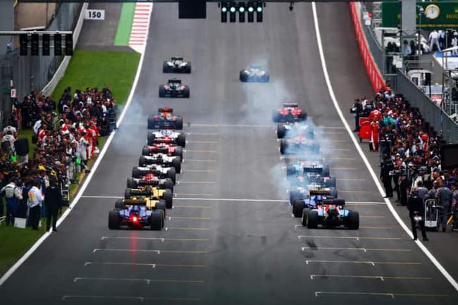 国际汽联将修改2021年F1运动规则:压缩周末安排