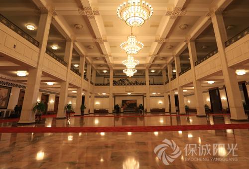 人民大会堂中央大厅