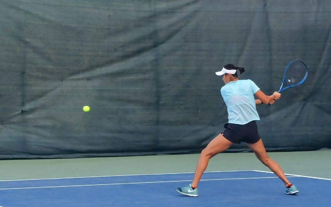 中国网球运动员王曦雨新冠检测转阴,已恢复训练