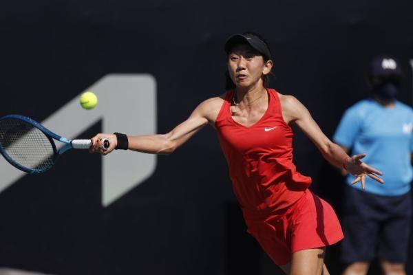 澳网资格赛中国军团无人晋级,无缘决赛