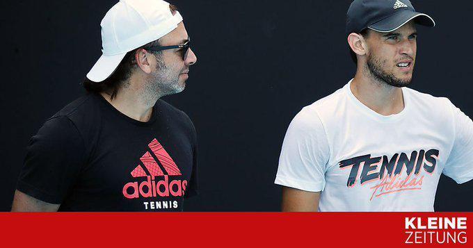 美网冠军蒂姆教练新冠阳性,由父亲暂时接替教练