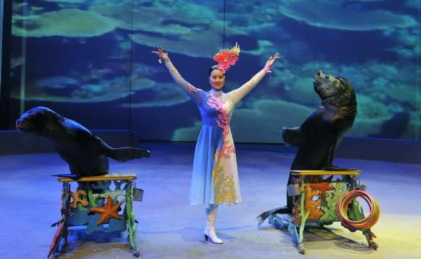 2021 Spring Festival Performance Arrangement of Happy Circus