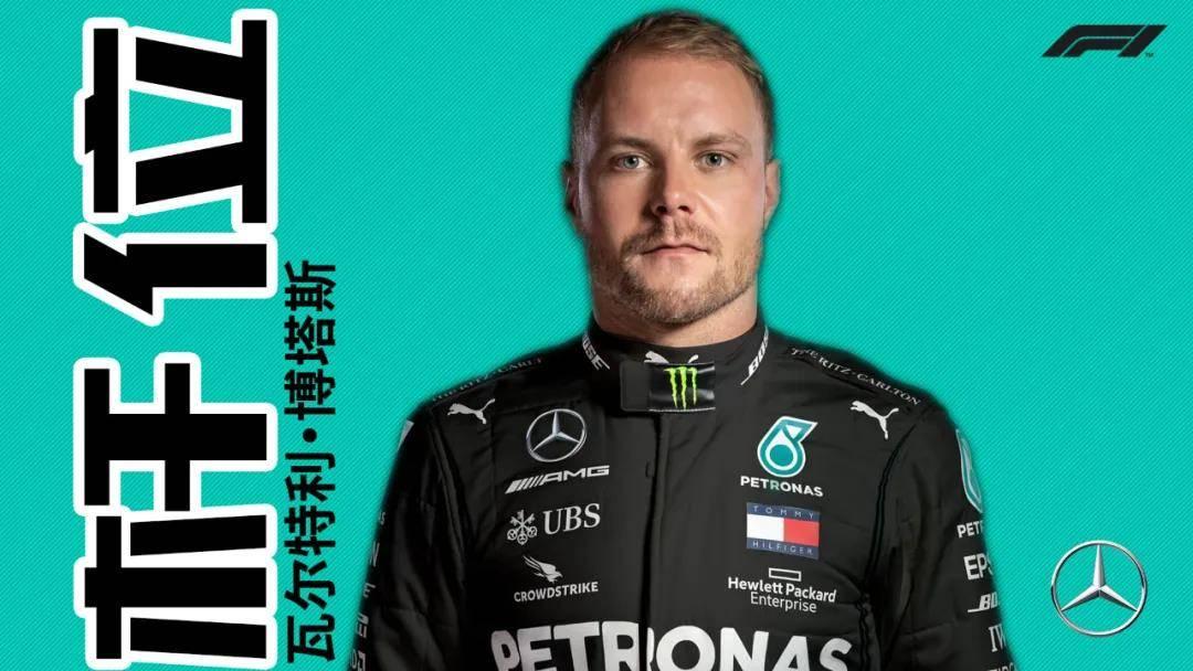 F1车手博塔斯资料简介