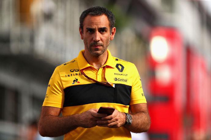 F1雷诺车队领队离职,由罗西负责其F1车队和其他赛事活动