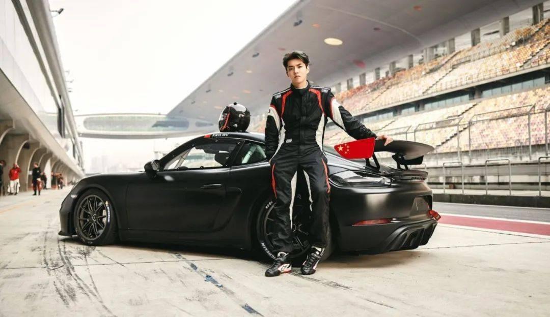 娱乐圈的吴亦凡居然是个赛车手?细数娱乐圈有哪些赛车手