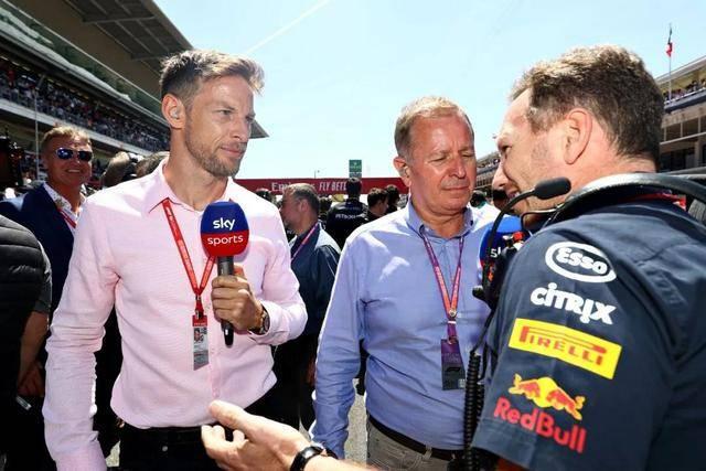 F1世界冠军巴顿重返F1,担任威廉姆斯车队高级顾问