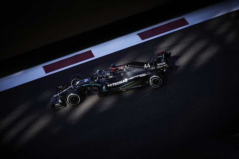 F1冠军车队梅赛德斯将发布新车,命名为W12