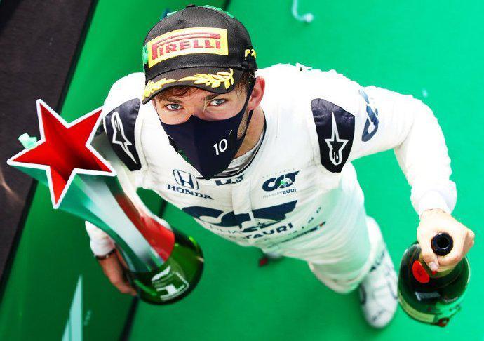 F1车手又现新冠病例,加斯利确诊好莱坞巨星是密接者