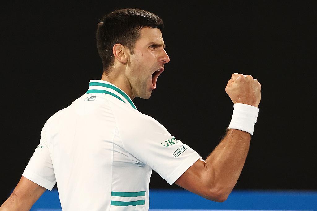 Australian Open: Djokovic wins 18th career Grand Slam title with 3-0 victory over Dmitry Medvedev